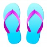 Flip flops — Stock Vector #39271379