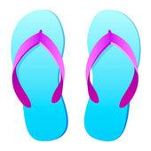Flip flops — Wektor stockowy
