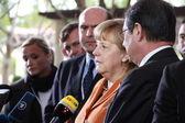 Angela Merkel — Zdjęcie stockowe