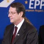 Постер, плакат: Nicos Anastasiades President of Cyprus