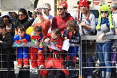 Children. Carnival in Cyprus — Stockfoto