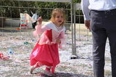 Children. Carnival in Cyprus — Stock fotografie