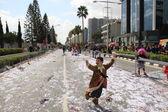 Enfants. Carnaval à Chypre — Photo