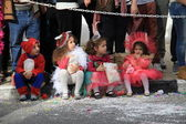 Children. Carnival in Cyprus. — Stock Photo