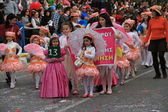 Carnival in Cyprus — Stock Photo