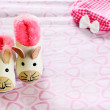 Foto Stock: Baby shoes