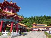 Temple Taiwan — Zdjęcie stockowe