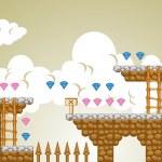 ������, ������: 2D Tileset Platform Game 5