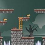 ������, ������: 2D Tileset Platform Game 17