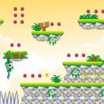 ������, ������: 2D Tileset Platform Game 21