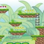 ������, ������: 2D Tileset Platform Game 27