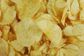Close Up of Potato Chips — Stock Photo