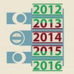 kalender — Stockvector  #37952369