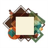Geometrische — Stok fotoğraf