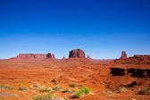 Monument Valley National Park, Arizona — Stock Photo