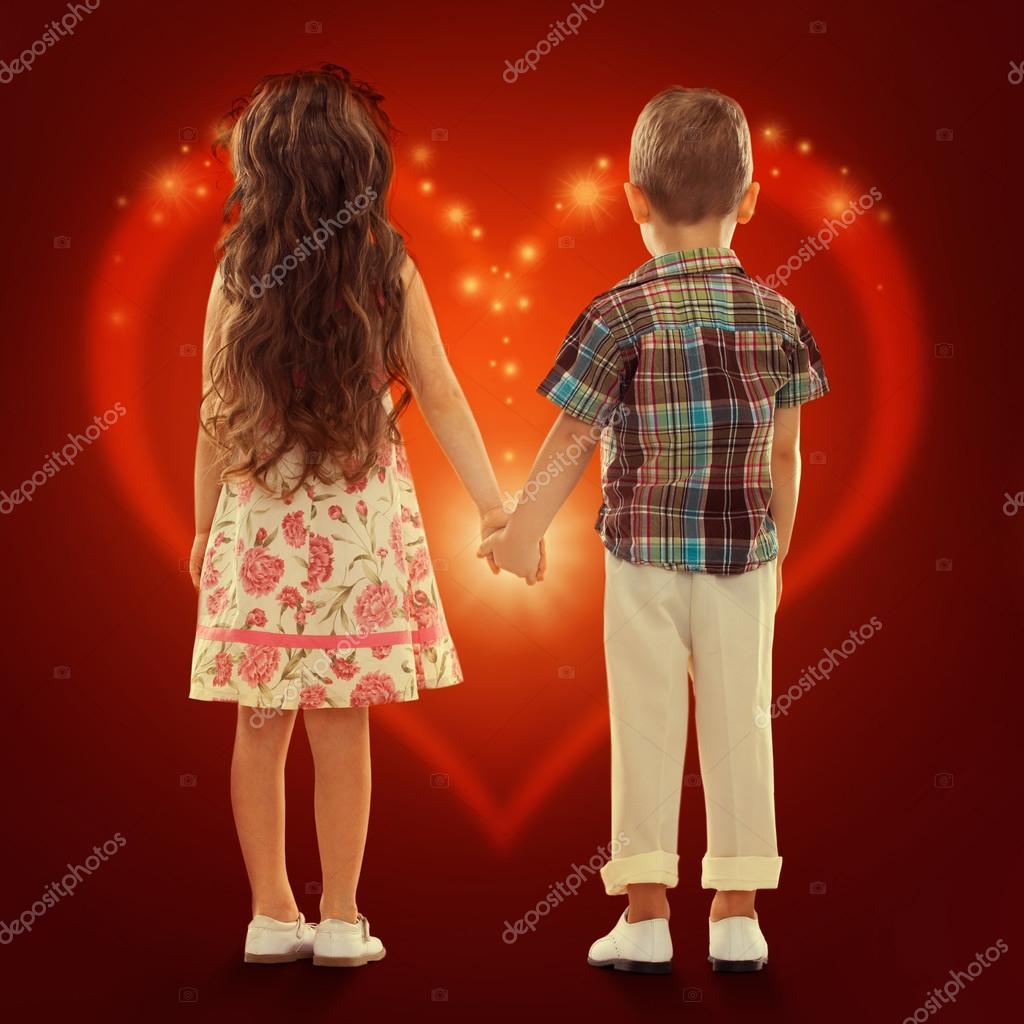 y Niño de la Mano Amor