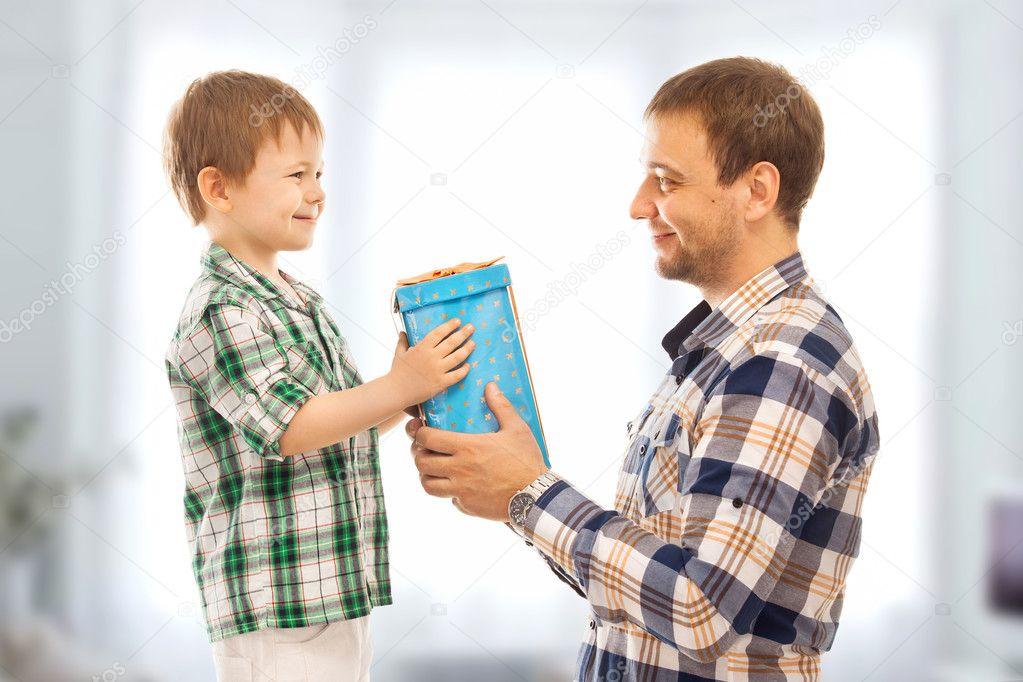 Подарок отцу от сына