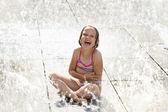 Wet fun — Stock Photo