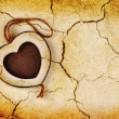 Cracked heart — Stock Photo #38876231