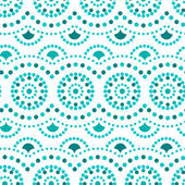 Abstract geometric vector seamless pattern. — Vettoriale Stock