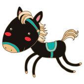 китайский зодиак животных векторные иллюстрации. — Cтоковый вектор