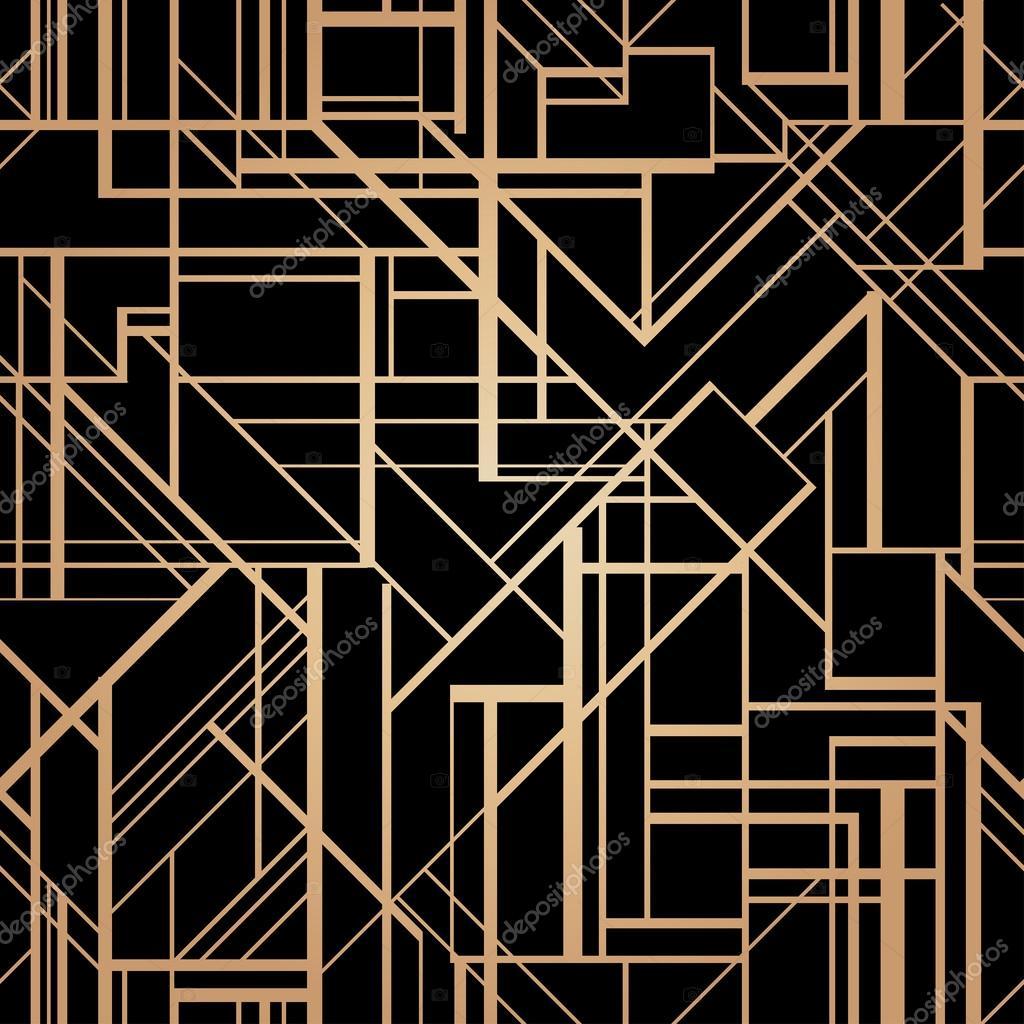 Art Nouveau Design Motifs