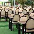 Stock Photo: Place for business meetings