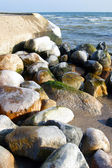 Baltic sea winter — Стоковое фото