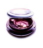 Lip gloss pot — Stockfoto