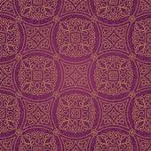 Ethnic decorative pattern — Stock Vector