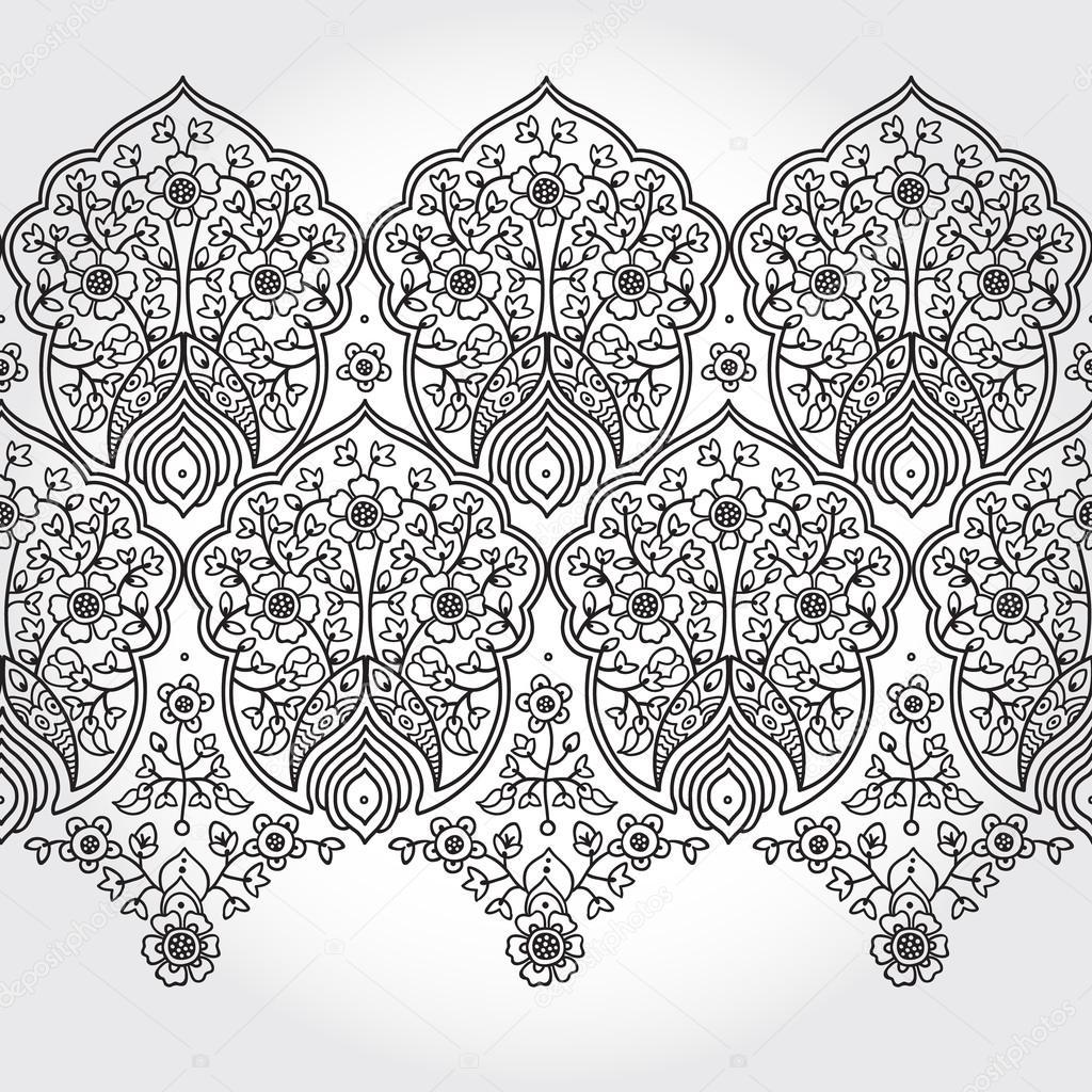 它可以用于装饰的婚礼请柬, 贺卡, 袋和服装装饰— vector by annapo