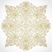 Abstract vector ornament. — Stock Vector