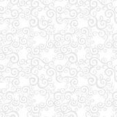 Pattern with swirls motifs — Stockvektor