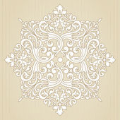 Vintage ornate pattern — Vector de stock