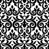 Pattern in Victorian style — Stock Vector