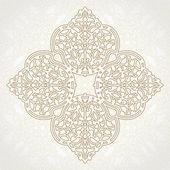 Vintage ornate pattern. — Stok Vektör