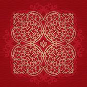 Vintage ornate pattern — Stok Vektör