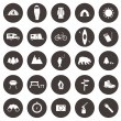 Set of camping icons.  — Stock Vector #42044667