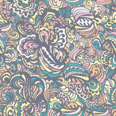 Seamless abstract wave pattern — Stock vektor