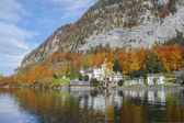 Grub Palace Hallstatt — Stock Photo