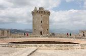 Castle de Bellver. — Stock Photo