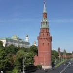 Kremlin, Moscow. — Stock Photo #38055185