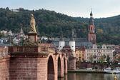 Heidelberg, germania — Foto Stock
