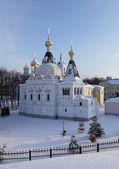 ドミトロフのクレムリンのエリザベス朝教会. — ストック写真