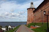 Tainitskaya tower Nizhny Novgorod Kremlin. Russia — Stock Photo