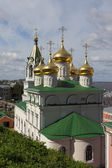 Church of St John the Baptist. Russia. — Stock Photo