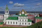 Kerk van st. johannes de doper. rusland. — Stockfoto