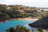 Cove of beach Ferradurinha in Buzios near Rio de Janeiro, Brazil — Stock Photo
