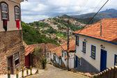 улицы ору-прету, бразилия — Стоковое фото