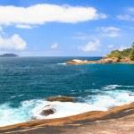 Peaceful island Ilha Grande, Brazil — Stock Photo